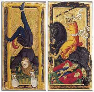 ancient tarot history