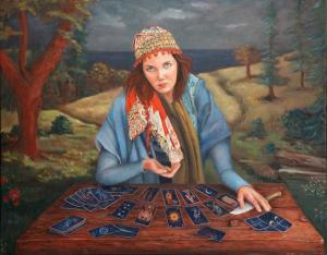 the-gypsy-fortune-teller