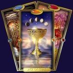 Tuning into spiritual developments - using tarot as a mind map