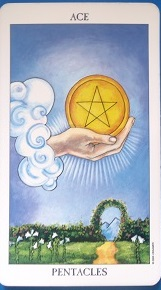 Tarot Facts about Pentacles tarot suit